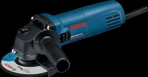 Angor 125 Angle Grinder Adjustable Speed