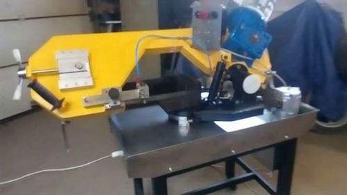 Band Saws For Metal Fabrication