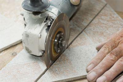 Better Cut Tile Angle Grinder Or Tile Cutter