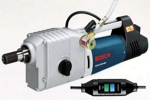 Bosch Gdb 2500 We Diamond Drilling Rig