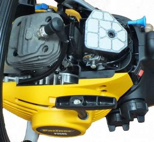 Carburetor Adjustment Chainsaw Partner 350 S