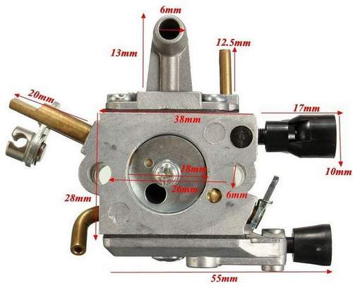 Carburetor Adjustment Stihl Fs 450