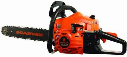 Chainsaw Carver Rsg 25 12k Faults
