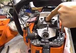Dismantling And Assembling the Husqvarna Trimmer Carburetor