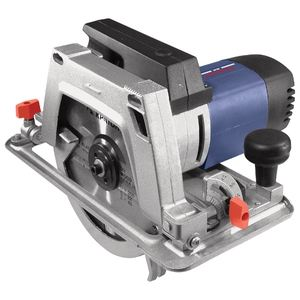 Hand Circular Saw With Stationary Mountability