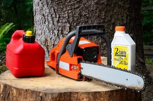 How Much Oil Should Be Used In Gasoline For A Chainsaw