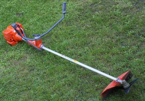 How the Grass Trimmer Works