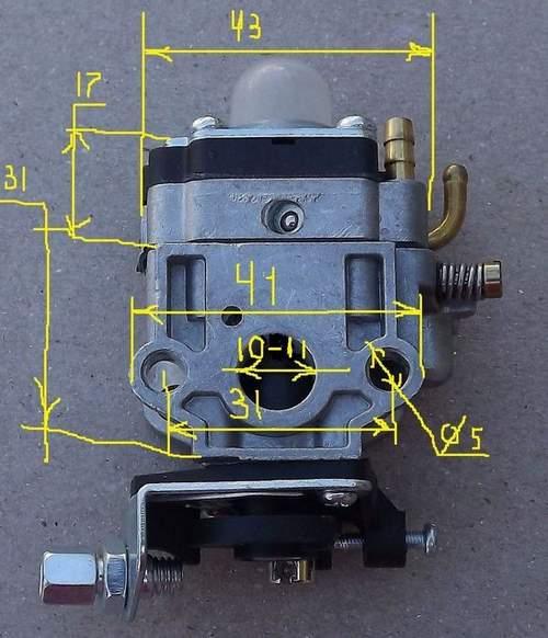 How to Adjust a Carburetor On a Trimmer
