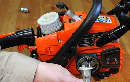 How to Assemble Clutch On A Chinese Chainsaw