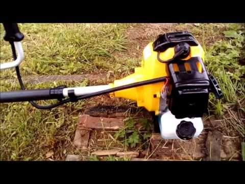 How to Change Fishing Line For Huter 1500s Trimmer