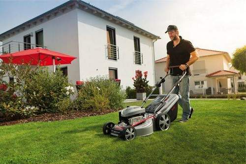 How to Choose a Lawn Mower, Trimmer