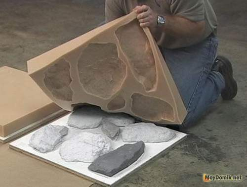 How to Cut Artificial Gypsum Stone
