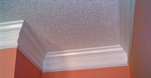 How to Cut Ceiling Skirting Inner Corner