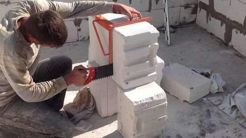 How to Cut Foam Blocks At Home