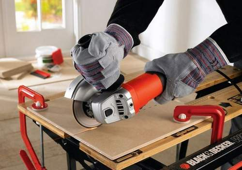 How to Cut Tile Angle Grinder