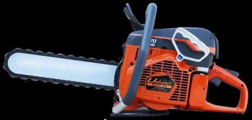 How to Dilute Gasoline For a Husqvarna Chainsaw
