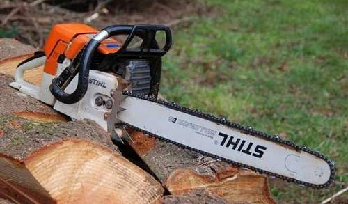 How to Distinguish a Stihl Chain Original