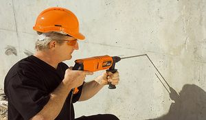 How to Drill Concrete If There Is No Hammer