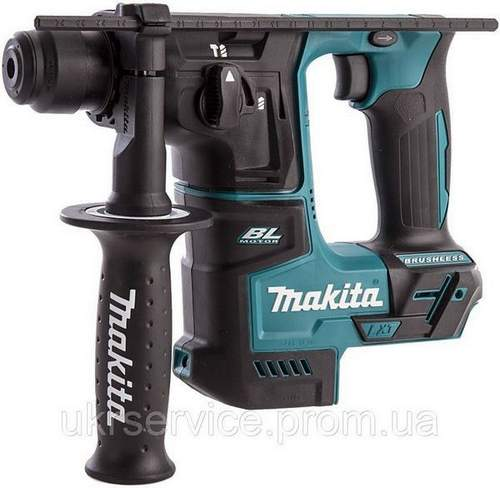 How to Insert a Drill into a Makita Hammer