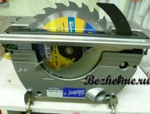 How to Install a Circular Saw Stationarily