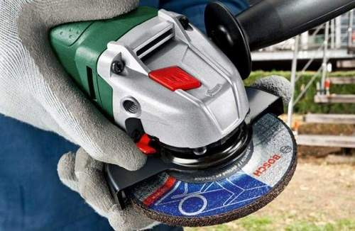 How to Install a Protective Cover Corner to an Angle Grinder