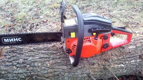 How to Know the Fuel Consumption of a Chainsaw