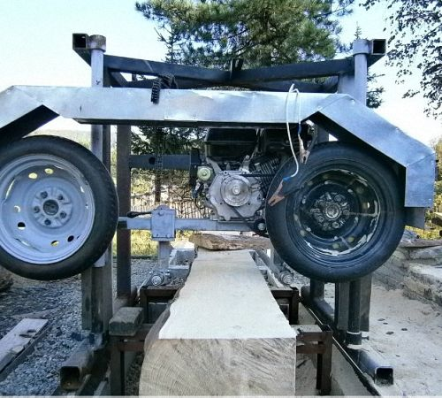 How to Make a Band Saw Pulleys