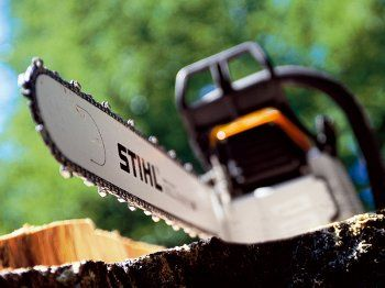How to Properly Cut Firewood with a Chainsaw