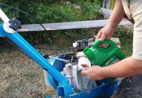 How to Replace a Bearing in a Huter Trimmer Reducer