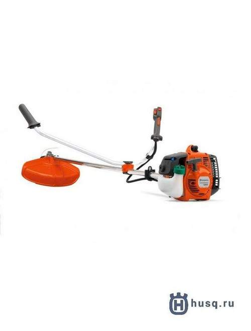 How to Replace a Disc with a Husqvarna Trimmer