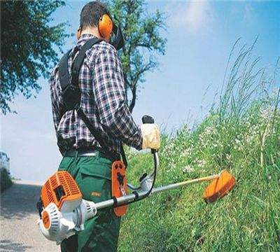 How to Replace a Disc with a Stihl Trimmer
