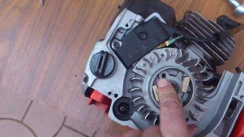 How to Set Ignition On Stihl Fs Trimmer