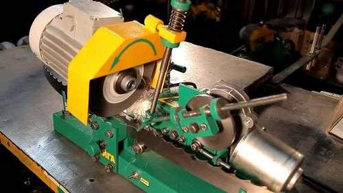 How To Set Up A Sharpener For Band Saws