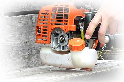 How to Start a Gasoline Mower
