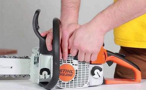 How to Start Stihl 180s