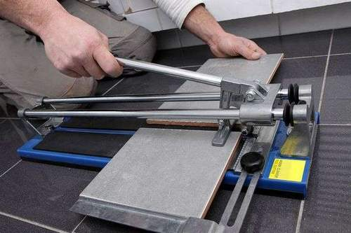 How to Use a Tile Cutter Manual On Tile