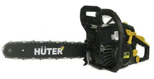 Huter Chainsaw Review Sun 62