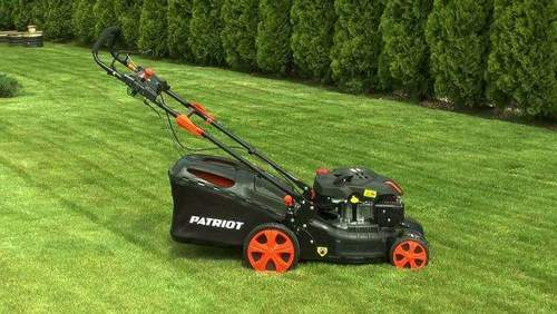 Lawn Mower For Tall Grass And Rough Areas