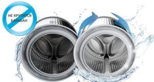 Non Rotating Bosch Washer Drum