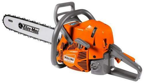 Oleo-Mac Chainsaw Doesnt Start