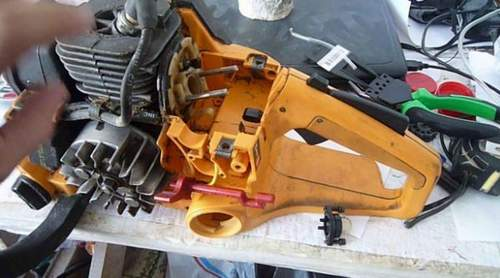 Partner 350 Chainsaw Carb Adjustment
