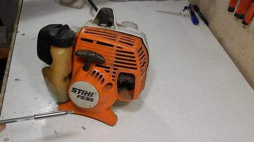 Stihl 180 Crankshaft Oil Seal Replacement