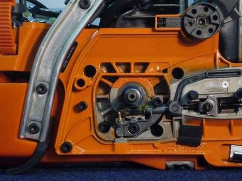 Stihl 180 Does Not Receive Oil To The Chain