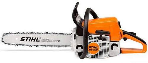 Stihl 250 Doesnt Develop Turnover Cause