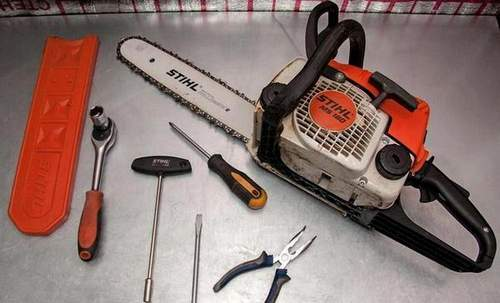 Stihl Chainsaw Starter Cord Replacement