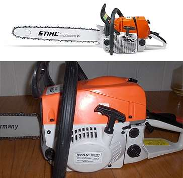 Stihl Fs 400 Brush Cutter Does Not Develop Turnovers