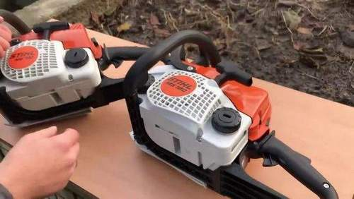Stihl Trimmer How To Distinguish A Fake