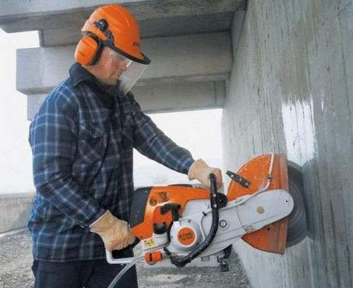 Vacuum Cleaner With Angle Grinder