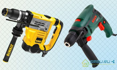 What is an Impact Drill For?