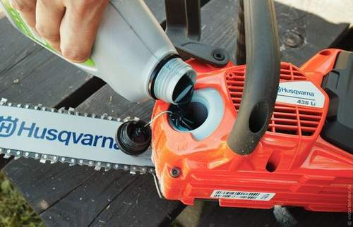 What Oil To Dilute Gasoline For Chainsaws